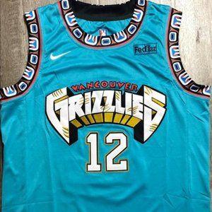 NEW NBA LOS Ja Morant Jersey #12